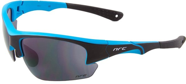 NRC S4.DB Cycling Glasses With Smoked Lenses