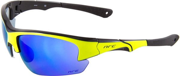 NRC S4.YD Cycling Glasses with Mirror Lenses
