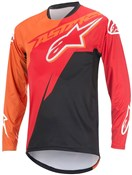 Product image for Alpinestars Sight Contender Long Sleeve Jersey SS17