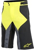 Alpinestars Outrider WR Waterproof Base Shorts Without Lining SS17
