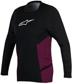 Product image for Alpinestars Womens Stella Drop 2 Long Sleeve Jersey SS17