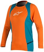 Alpinestars Womens Stella Drop 2 Long Sleeve Jersey SS17