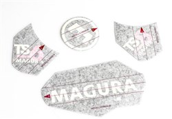 Magura Decal Set TS6/TS8 For All Suspension For Variations