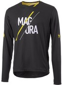 Product image for Magura Competition Series Long Sleeve Cycling Jersey