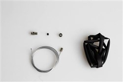 Product image for Magura Hose Guide Kit With Shrink Wrap Tubing