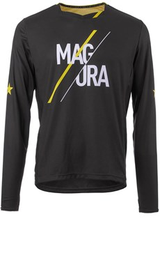 Magura Gravity Series Long Sleeve Cycling Jersey
