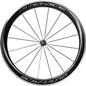 Product image for Shimano WH-R9100-C60-CL Dura-Ace Carbon Clincher 700c Wheelset - Pair Q/R