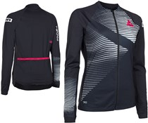Ion Traze Amp Womens Full Zip Long Sleeve Jersey SS17