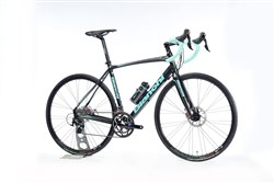 Bianchi Impulso Disc - 105 Compact - Nearly New - 55cm - 2017 Road Bike