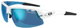 Tifosi Eyewear Crit Half Frame Interchangeable Clarion Lens Cycling Sunglasses 2017