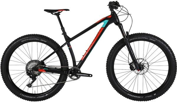 Polygon Entait TR8 27.5+ Mountain Bike 2017   Tredz Bikes