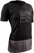 Compressport Womens Training Tshirt SS17