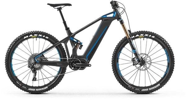 Mondraker e-Crusher Carbon RR+ 2018 - Electric Mountain Bike