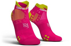 Product image for Compressport Racing Socks V3.0 Ultralight Run Lo SS17