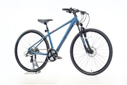 "Saracen Urban Cross 1 - Nearly New - 16"" - 2017 Hybrid Bike"