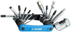Product image for Unior EURO17 Multi Tool