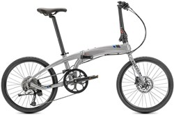 Tern Verge D9 10w 2017 - Folding Bike