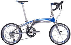 Tern Verge X18 20w 2017 - Folding Bike