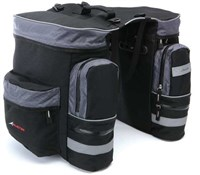 Tour Deluxe Triple Pannier Bag