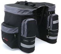 Tour Deluxe Double Pannier Bag