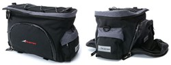 Rack Bag With Integrated Panniers