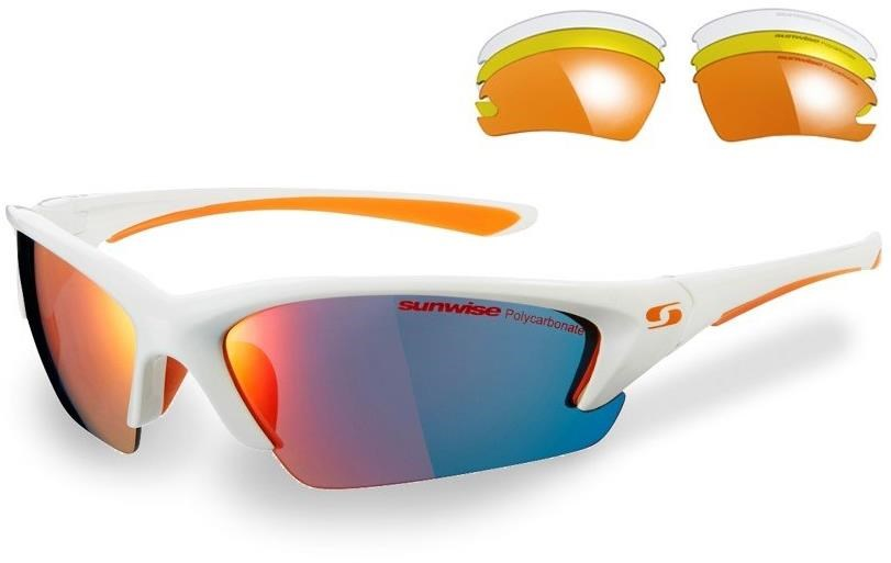 Sunwise Equinox Cycling Glasses