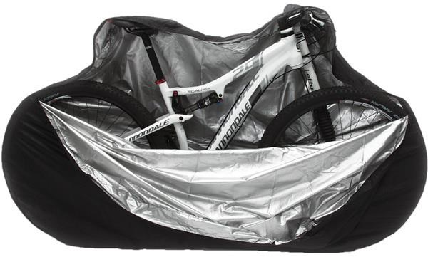 White Lightning Bike Johnny Bike Bag