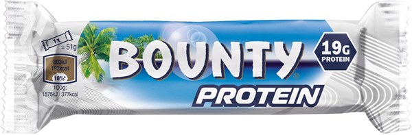 Bounty Protein Bar - Box of 18