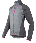 Product image for Pearl Izumi Elite Barrier Convertible Womens Cycling Jacket  SS17