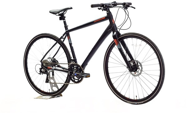 Cannondale Quick 1 Disc - Nearly New - L - 2017 Hybrid Bike