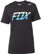 Product image for Fox Clothing Seca Splice Short Sleeve Tee
