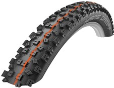 "Product image for Schwalbe Hans Dampf Addix Soft Snakeskin TL 26"" MTB Tyre"