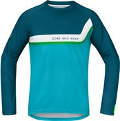 Product image for Gore Power Trail Long Sleeve Jersey SS17