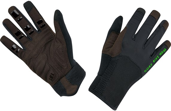 Gore Power Trail Long Gloves SS17