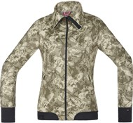 Gore Power Trail Lady Print Windstopper Soft Shell Jacket SS17