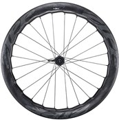 Zipp 454 NSW Carbon Clincher Center Lock Disc Road Wheel