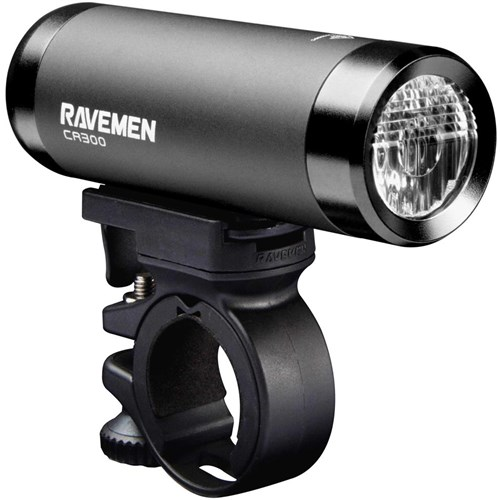 Ravemen CR300 USB Rechargeable DuaLensFront Light with Remote