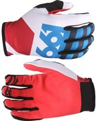 Product image for SixSixOne 661 Comp Lines Long Finger Cycling Gloves SS17