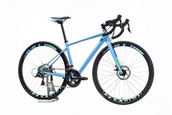 Cube Axial WLS Pro Disc Womens - Nearly New - 47cm - 2017 Road Bike