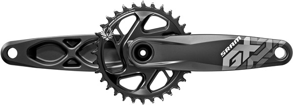 SRAM GX Eagle X-Sync 2 Crank Set - 12 Speed (Cups Not Included)