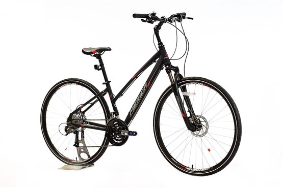Merida Crossway 40-D Womens - Nearly New - 42cm - 2017 Hybrid Bike