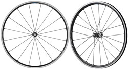 Product image for Shimano WH-RS700 C30 Tubeless Ready Clincher Road Wheel