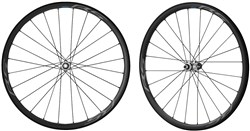 Shimano WH-RS770 C30 Tubeless Ready Disc Clincher Road Wheel