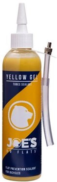 Joes No Flats Joes Yellow Gel Inner Tubes Sealant