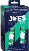 Joes No Flats Universal Tubeless Conversion Kit - Eco Sealant