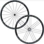 Product image for Campagnolo Bora Ultra 35 Dark Label Clincher Road Wheelset