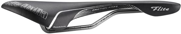 Selle Italia Flite Friction Free Flow Titanium Saddle