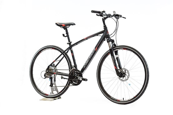Merida Crossway 40-D - Nearly New - 46cm - 2017 Hybrid Bike