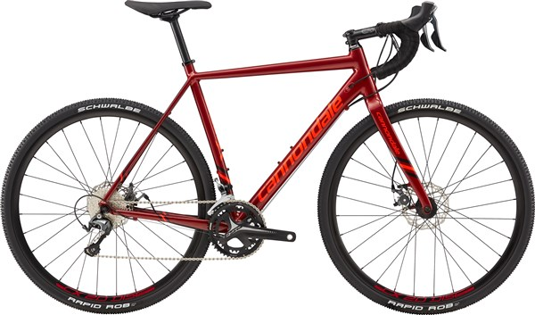 Cannondale CAADX Tiagra 2018 - Cyclocross Bike