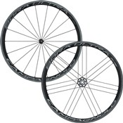 Product image for Campagnolo Bora Ultra 35 Dark Label Tubulars Road Wheelset